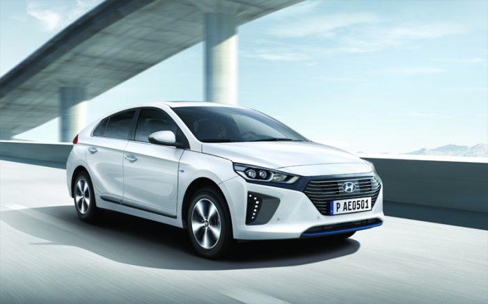 Hyundai cierra con el híbrido-enchufable (plug-in) la trilogía del modelo Ioniq