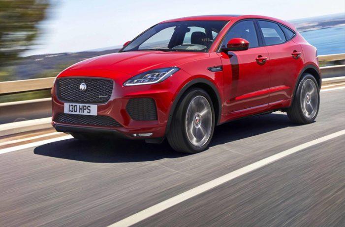 Jaguar entra en el segmento SUV compacto con el nuevo E-Pace, desde 37.450 euros