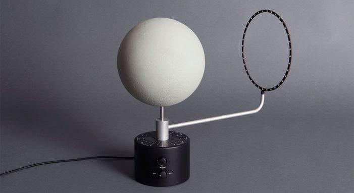Moon Project: este proyector de fases lunares es un 'must' increíble