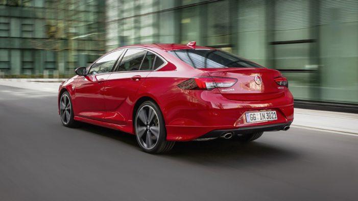 El nuevo Opel Insignia, también con versión 'Business'