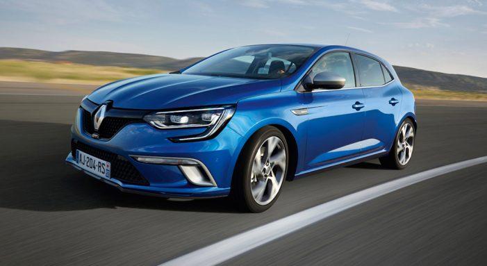 Renault vende 1,88 millones de vehículos en el primer semestre del año