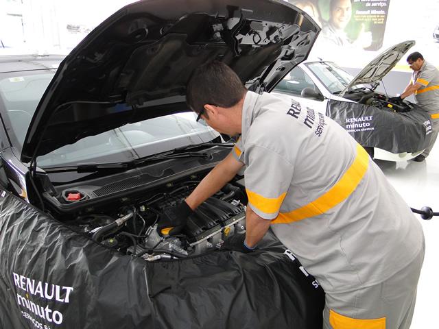 Renault, Microsoft y Viseo, unidos por el mantenimiento digital del coche
