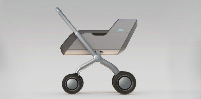Este carrito Smartbe para bebés tenía que llegar: Premium, premium
