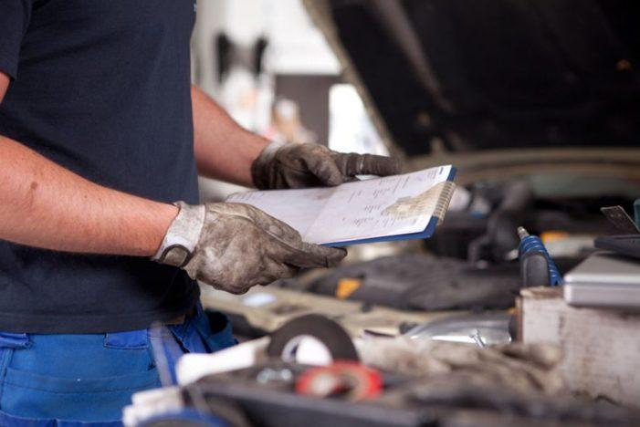 El volumen de reparaciones de vehículos aumenta un 2% en España
