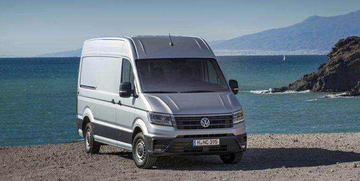 Volkswagen Crafter, el componente perfecto para los profesionales 3.0