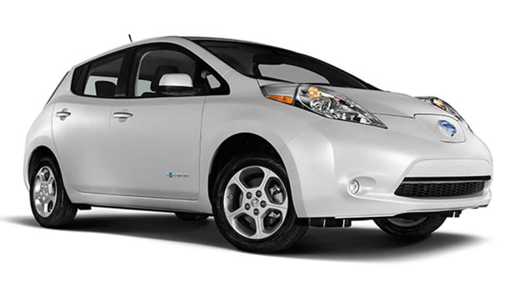 El Nissan Leaf electrifica su presencia en el sector del taxi