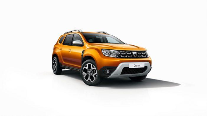 Dacia anuncia una renovación al completo del modelo Duster, ya con un millón de ventas en su haber