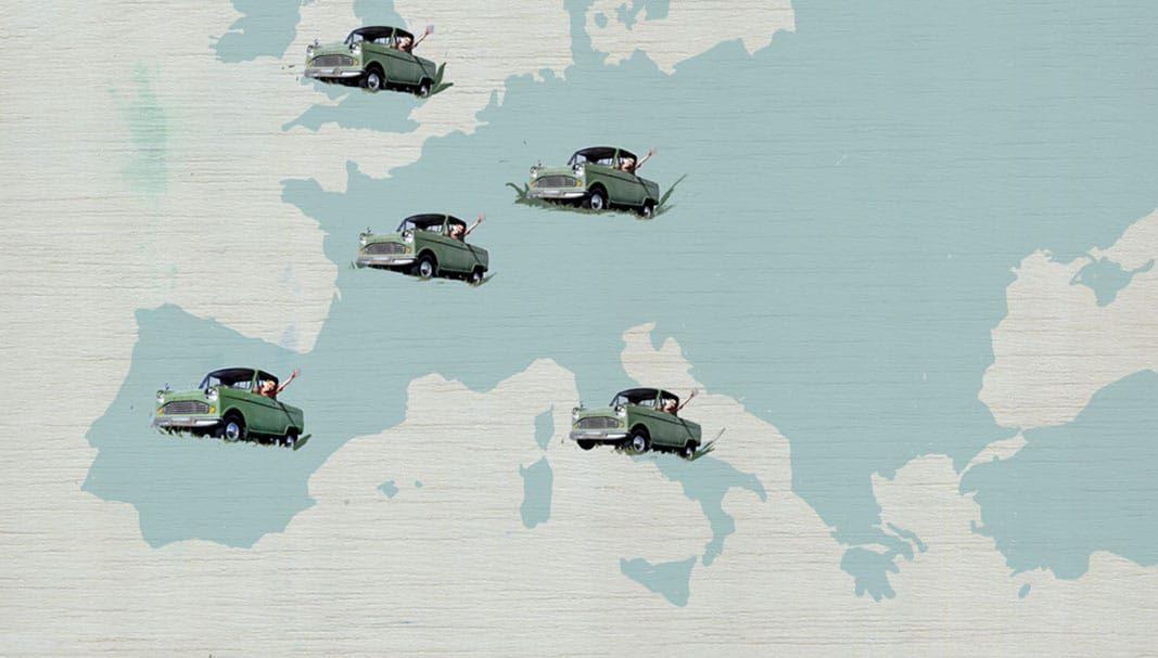 Europa perderá siete millones de matriculaciones en 2020: un 40% menos