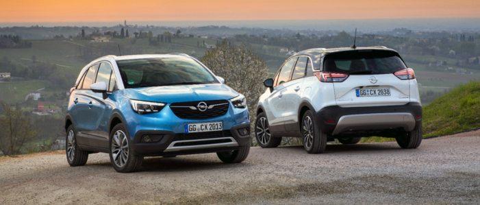 El nuevo Opel Crossland X supera los 50.000 pedidos