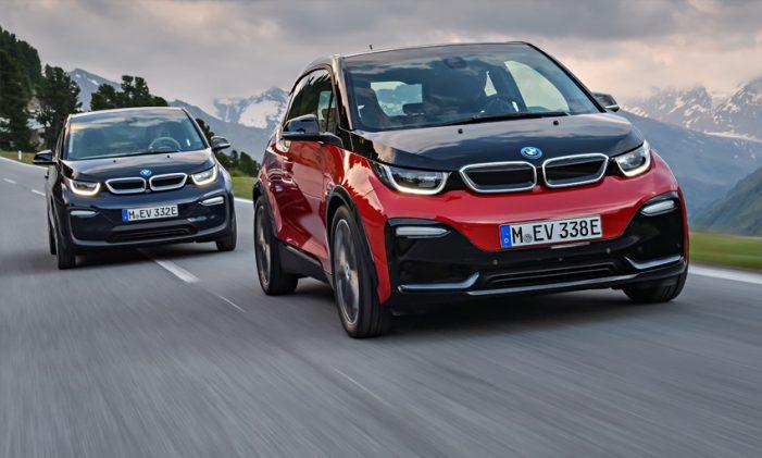 BMW renueva el i3 con cambios estéticos y una versión más potencia