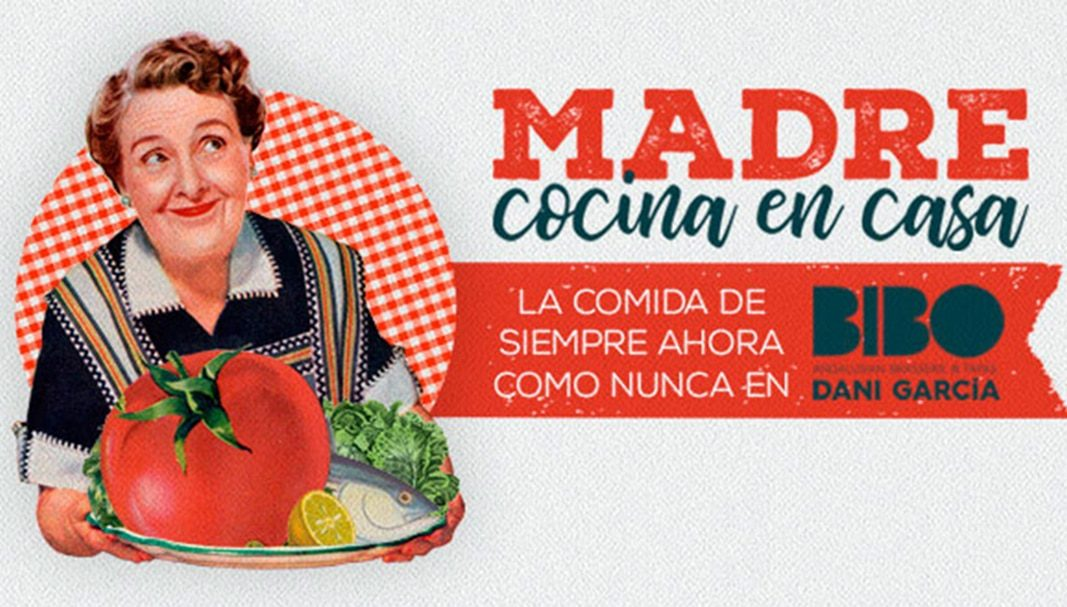 BiBo Marbella homenajea la comida un menú especial