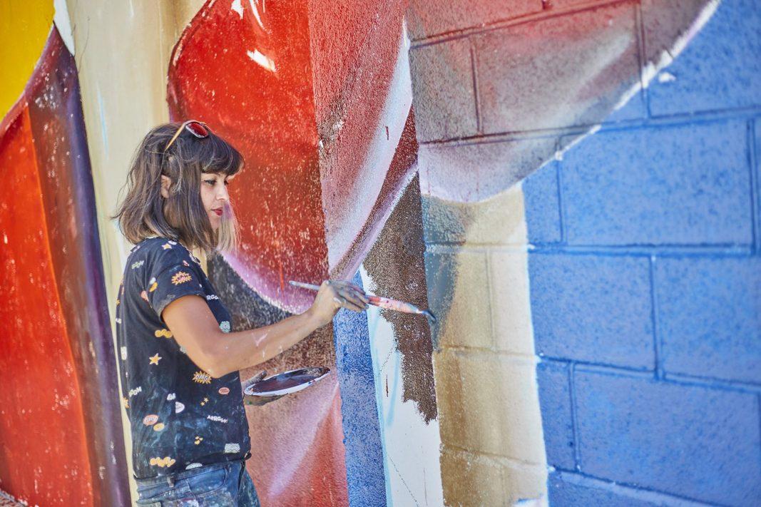 Ana Barriga se apunta al Truck Art Project