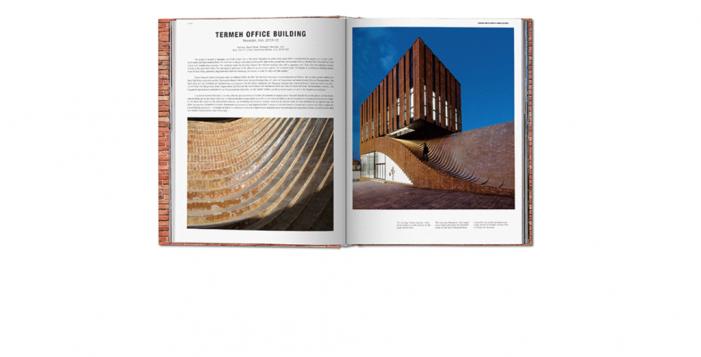 Taschen presenta los edificios de ladrillo más fascinantes del mundo