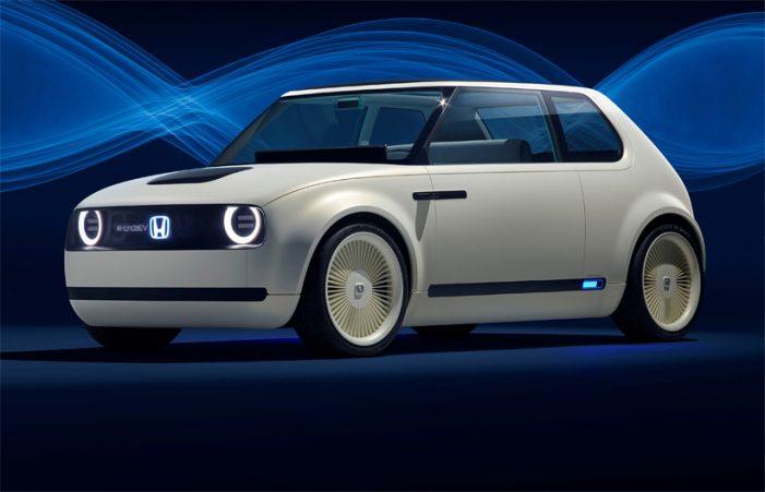 Urban EV Concept muestra la dirección de Honda en la movilidad eléctrica