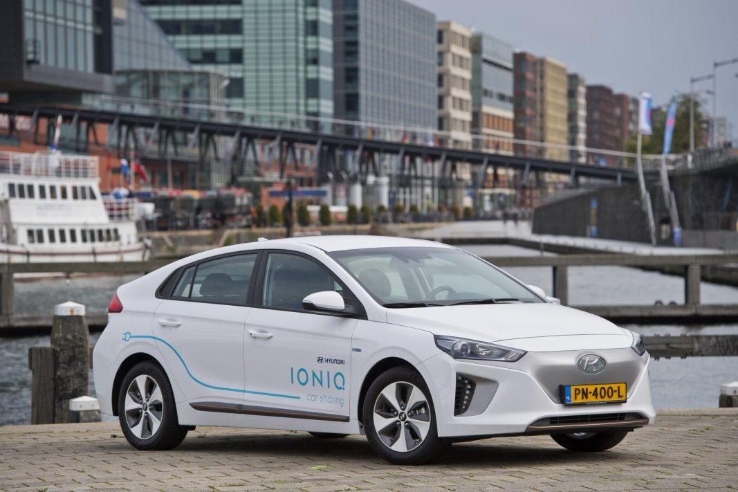 Hyundai lanzará tres modelos bajo su línea Ioniq de eléctricos