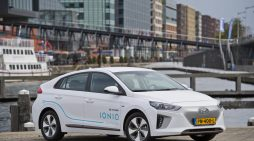 Hyundai IONIQ Car Sharing Amsterdam (1)
