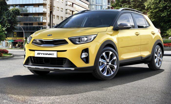 Kia inicia la comercialización del Stonic su nuevo SUV pequeño, desde 17.099 euros