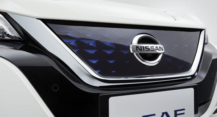 Nissan entrega una flota de ocho Leaf a Castelldefels