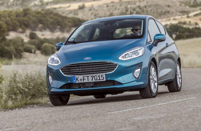 Arranca la comercialización en el mercado español de la nueva gama del Ford Fiesta