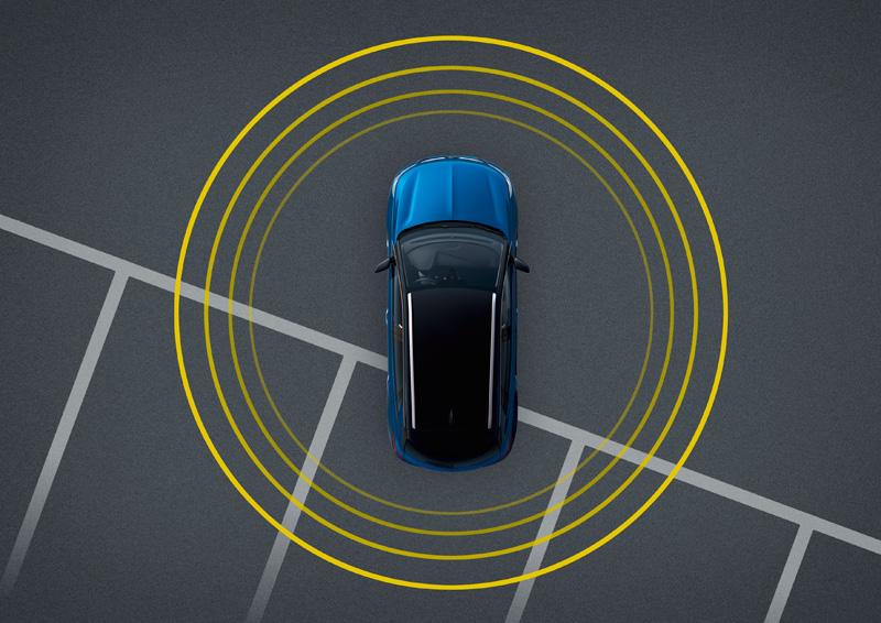 Opel Grandland X, 360° Camera