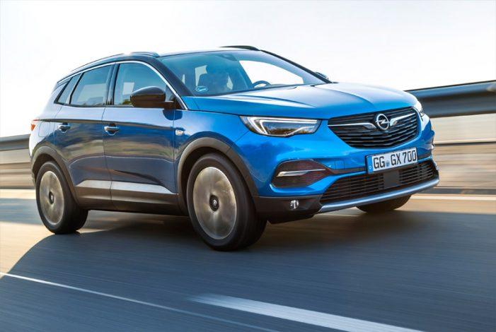 El nuevo Grandland X, tercer SUV de Opel, desde 25.100 euros (sin descuentos)