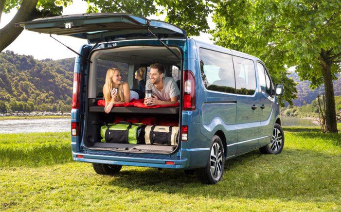 Opel Vivaro Life, una furgoneta de ocio con la posibilidad de pernoctar