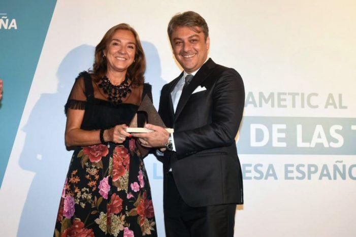 Seat recibe el Premio Impulso de las TIC en la Empresa Española 2017
