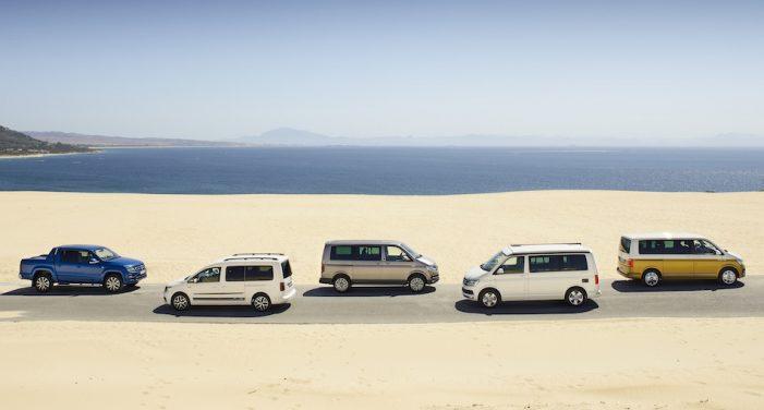 Volkswagen Vehículos Comerciales presenta la gama Life, heredera de la tradición del Bulli