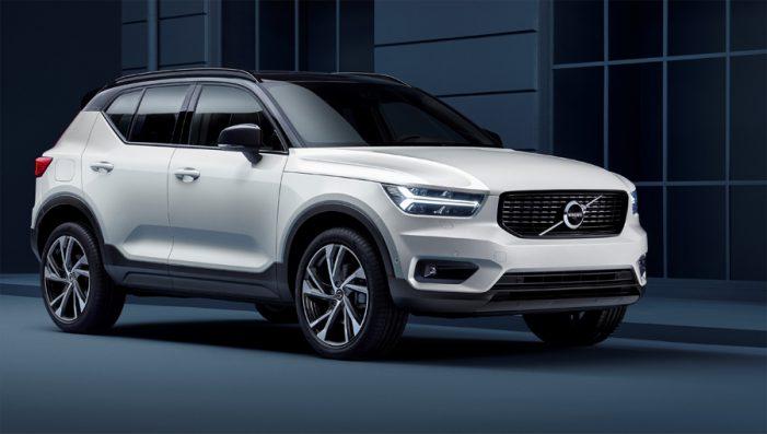 Volvo prepara el lanzamiento del nuevo modelo XC40, listo para pedidos
