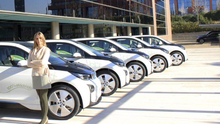 Alphabet cederá cinco vehículos eléctricos a la Universidad de Málaga