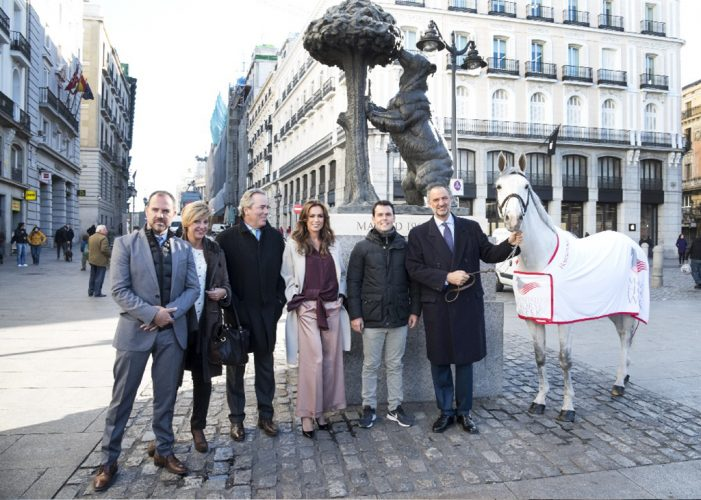 Madrid Horse Week luce en la Capital