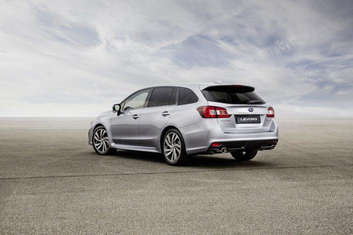 Nuevo Subaru Levorg, a la venta desde 28.900€, con mejoras en seguridad, confort y diseño