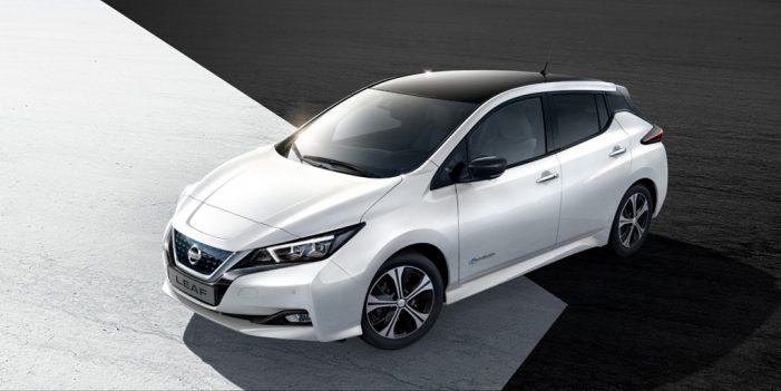 El nuevo Nissan Leaf supera las expectativas de venta