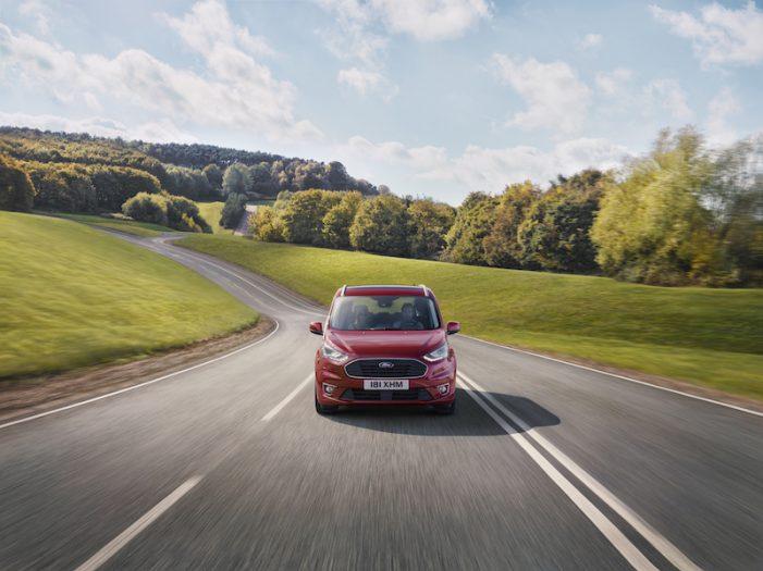 Ford presenta los nuevos Tourneo y Transit en las arquitecturas Connect y Courier