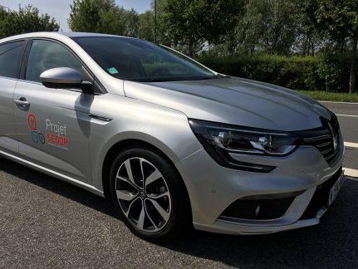 Renault prepara las infraestructuras para el vehículo autónomo y conectado del futuro