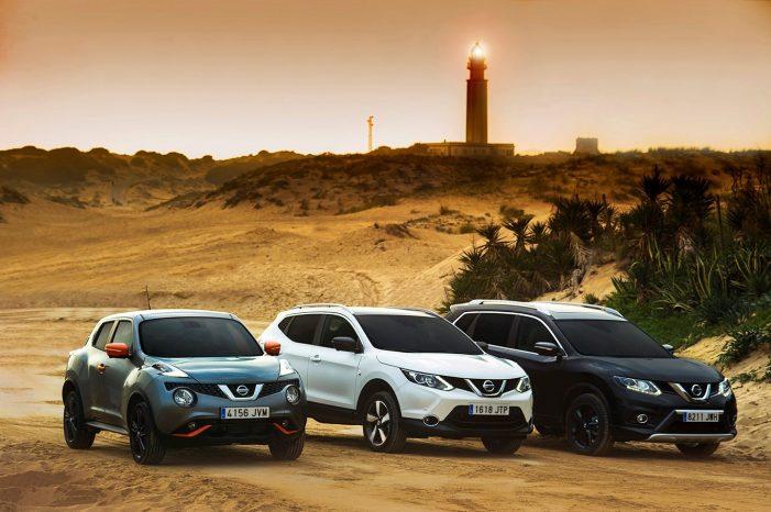 Nissan supera las precisiones de venta del Qashqai y X-Trail en 2107