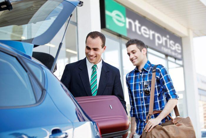 Enterprise, National y Alamo, las tres mejores marcas de alquiler de coches en EEUU