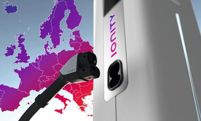 Hyundai se une a la red europea de recarga de eléctricos Ionity