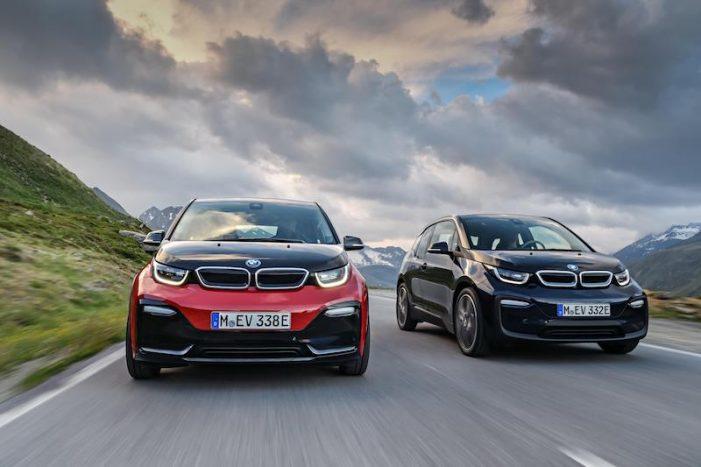Los nuevos eléctricos BMW i3 y BMW i3s, disponibles desde 38.200 euros, sin ayudas