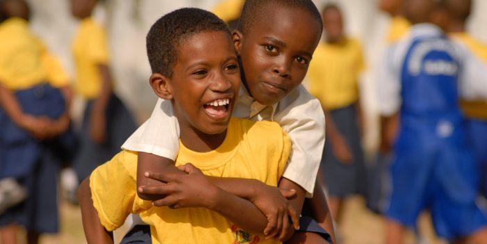 Asics y Right to play: cuando los niños juegan, el mundo gana