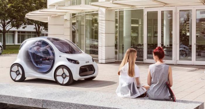 Car2go publica su informe sobre el carsharing con vehículos autónomos