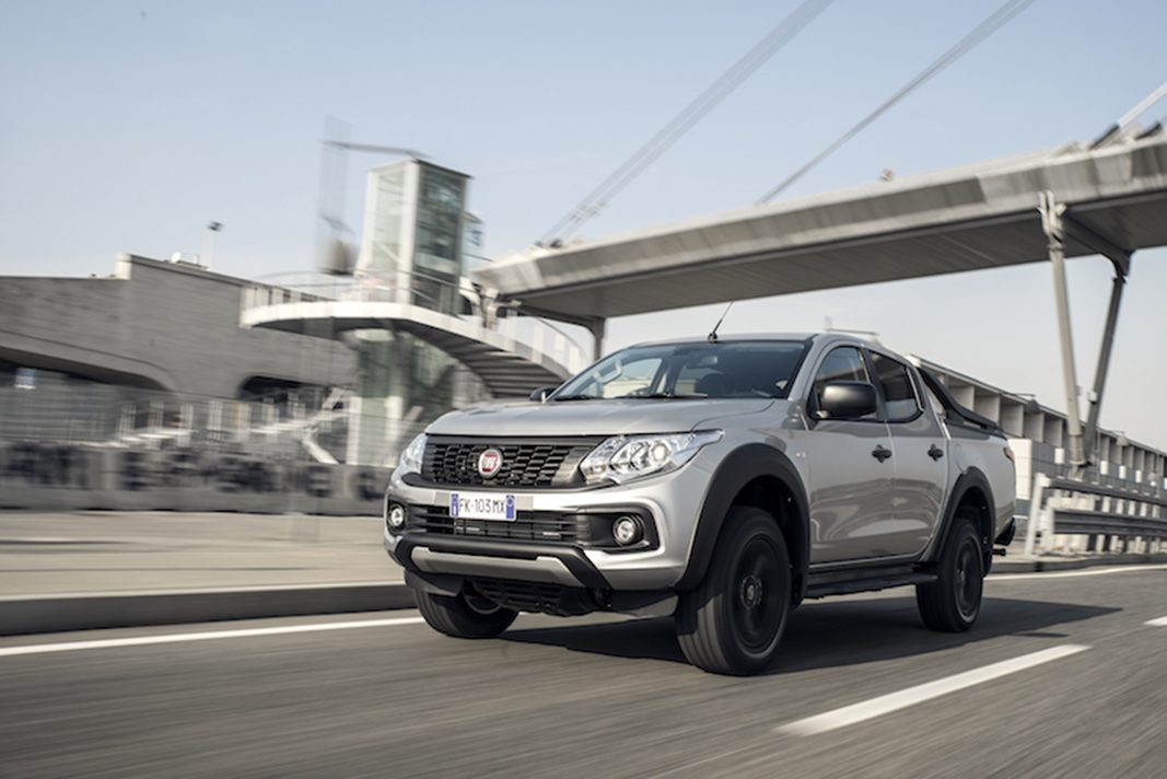 Fullback Cross, un nuevo pick-up de Fiat, disponible desde 27.903 euros