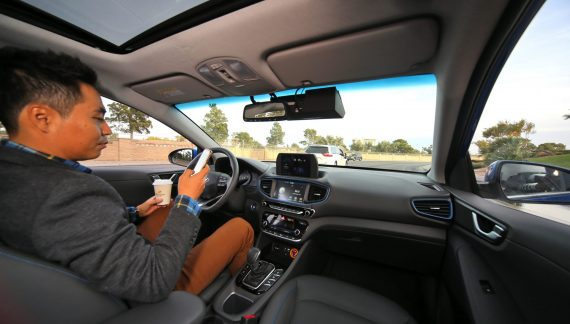 Hyundai se asocia con Aurora para desarrollar vehículos autónomos de nivel 4 para 2021
