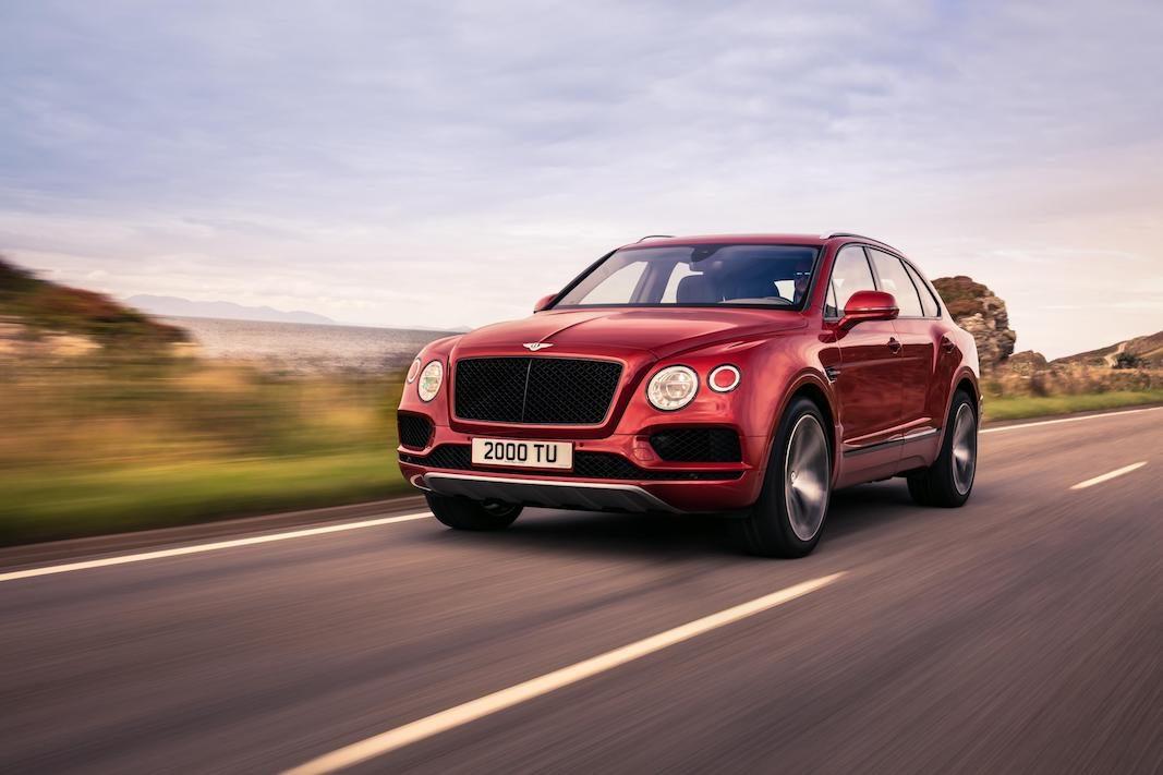 Bentley Bentayga lleva el lujo al mercado de los SUV de alta gama