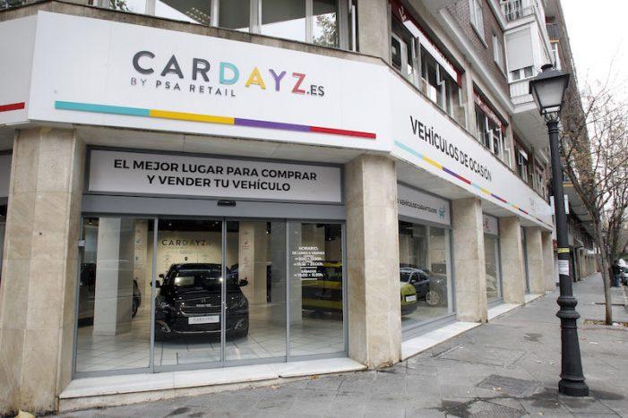 PSA Retail pone en marcha la nueva marca CARDAYZ para conquistar el mercado español de ocasión