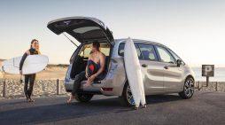 Citroën lanza la serie especial Rip Curl en los modelos C4 Picasso y Grand C4 Picasso