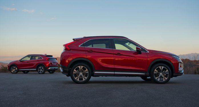 Eclipse Cross, el nuevo SUV compacto de Mitsubishi, tendrá versión híbrida plug-in