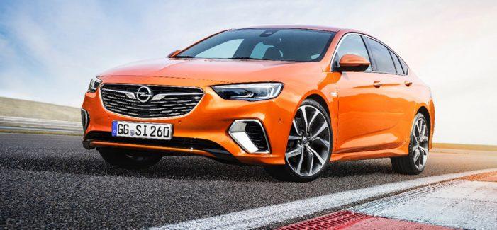 Opel recibe 100.000 pedidos del nuevo Insignia