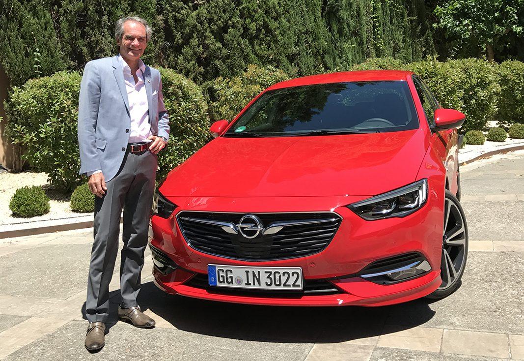 Opel Insignia, un nuevo gran democratizador para el canal de flotas