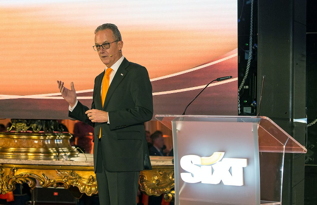 Sixt cierra 2017 con una flota de 14.100 vehículos en España